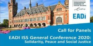 EADI ISS Conference 2020: EADI ISS Conference 2020: Solidarity, Peace and Social Justice #eadi2020iss
