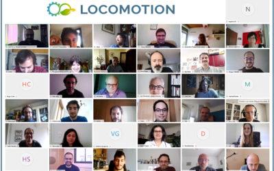 LOCOMOTION's second modelling workshop
