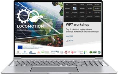 LOCOMOTION's third modelling workshop
