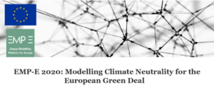 Fourth conference of the Energy Modelling Platform for Europe (EMP-E) @ Online Conference