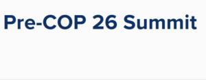 Pre-COP 26 Summit